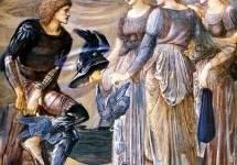 Персей и морские нимфы 1877