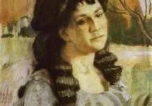 Портрет дамы 1902