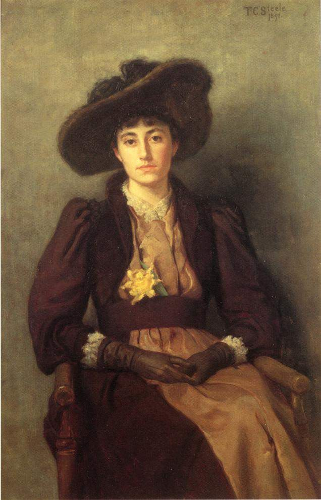 Portrait of Daisy 1891
