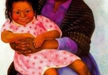 Portrait of Madesta and Inesita