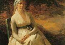 Portrait of Mrs. Andrew