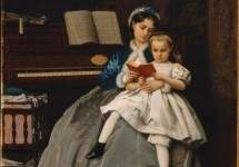 Reading Lesson 1865