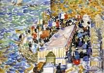 Rising Tide, St. Malo