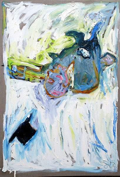 Robert Walser Lying Dead in the Snow 2008