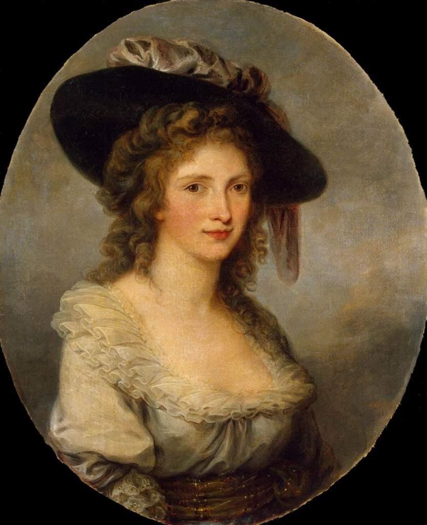 Автопортрет 1785