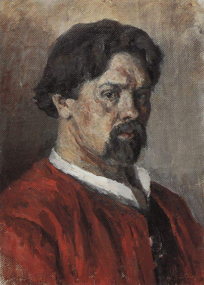Self Portrait 1902