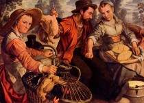 Северное возрождение в живописи