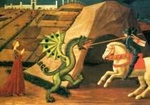 Св. Георгий и змей