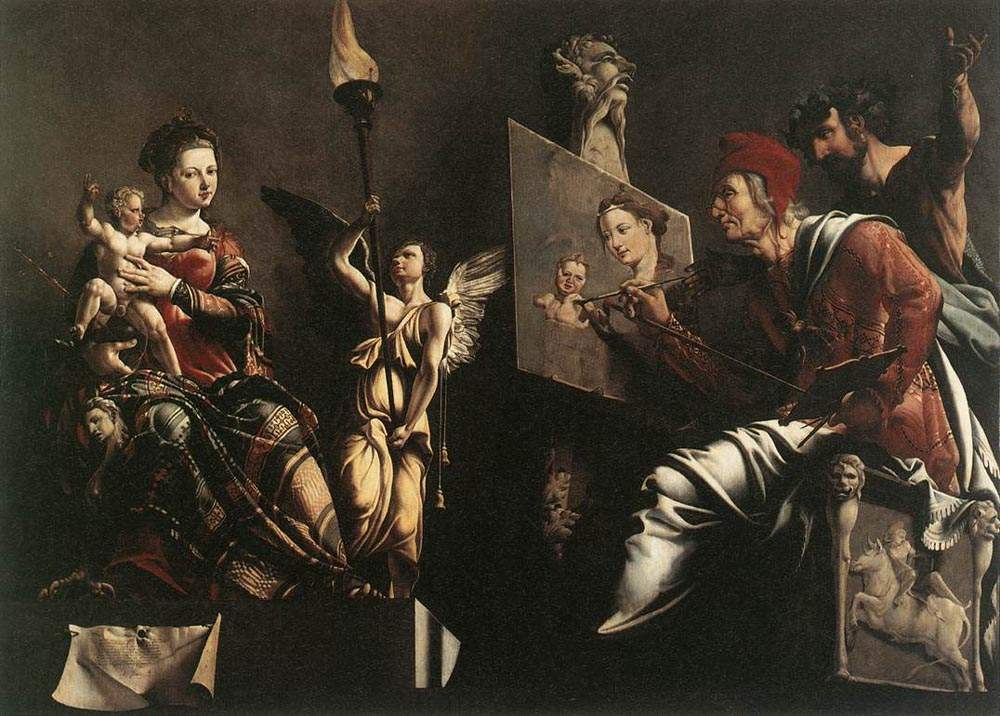 st-luke-painting-the-virgin-and-child-1532