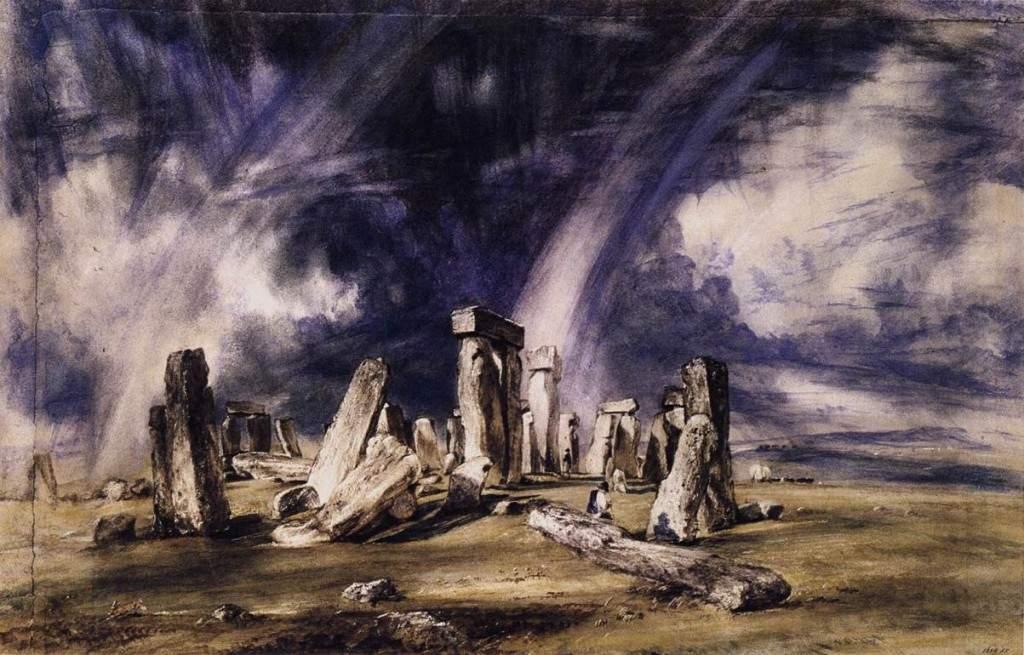 Стоунхендж 1835