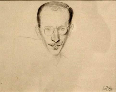 The Artist Saul Steiberg 1944
