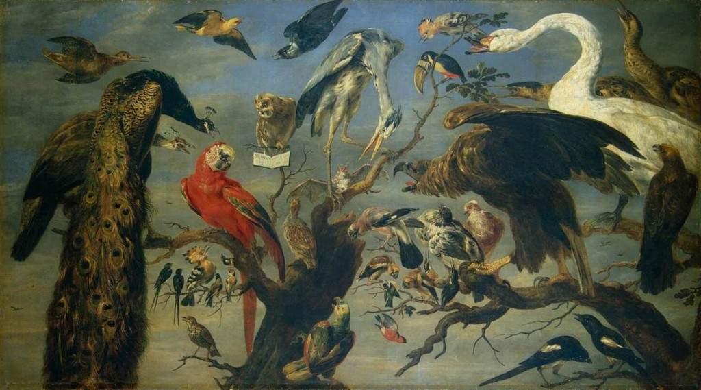 The Bird's Concert