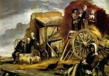 «Повозка» 1641