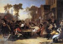 The Chelsea Pensioners Reading the Waterloo Dispatch 1822