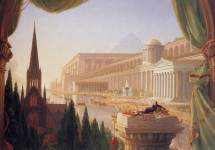 The dream of the architect 1840