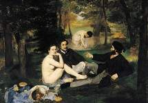 The Luncheon on the Grass