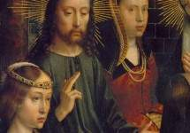 The Marriage at Cana (detail) 1503