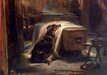 The Old Shepherd's Chief Mourner 1837