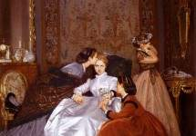 The Reluctant Bride 1866