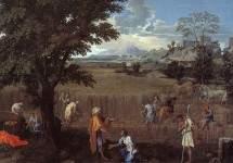 Лето (Руфь и Вооз) 1664