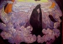 The Violet Wave 1896