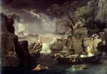 Зима (Потоп) 1664