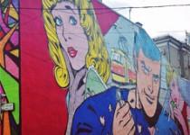 Москва: взгляд на стрит-арт