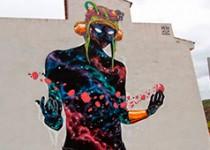 Мировая галерея стрит-арта. Часть 2