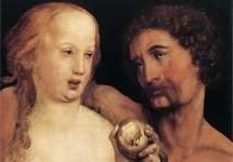 Адам и Ева, Ганс Гольбейн Младший