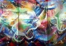 Генетика во Вселенной.(триптих)