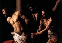 Христос у столба, Караваджо