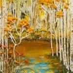Скульптурные картины акриловыми красками от Джастина Джеффри3