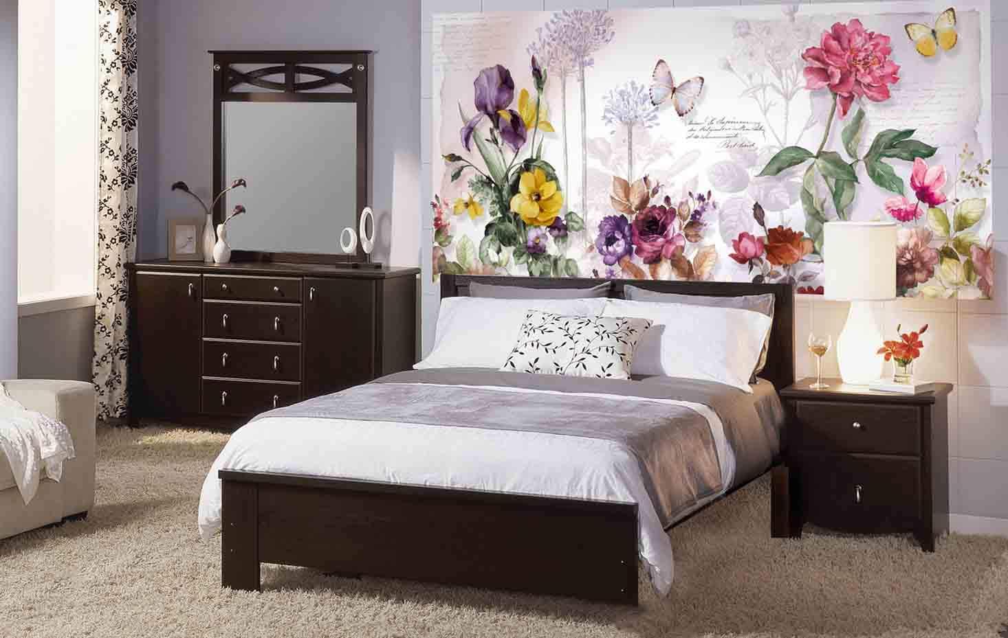 Дизайн спальни - 200 фото идей оформления интерьера спальни
