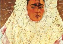 Автопортрет в образе Техуаны