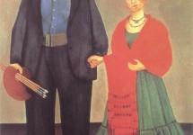 Фрида и Диего Ривера