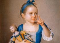 Выставка пленительных работ автора «Шоколадницы» Лиотара