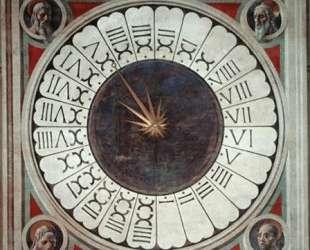 Часы. 24 часа — Паоло Уччелло