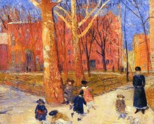 29 Washington Square — Уильям Джеймс Глакенс