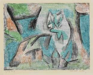 A kind of cat — Пауль Клее