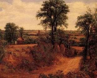 Дорога близ Дедхэма — Джон Констебл
