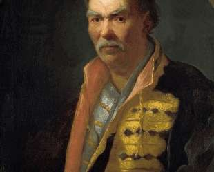 A Malorossian Hetman (Probably Pavlo Polubotok) — Иван Никитин
