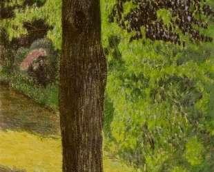 Тропинка в саду — Виктор Борисов-Мусатов