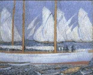 A Procession of Yachts — Филип Уилсон Стэр