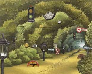A street — Яцек Йерка