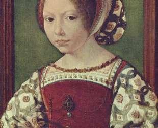 A Young Princess (Dorothea of Denmark0) — Мабюз