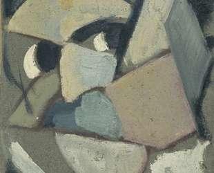 Abstract portrait — Тео ван Дусбург