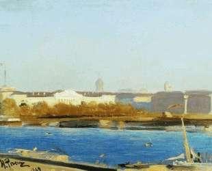 Адмиралтейство. 1869.jpg — Илья Репин