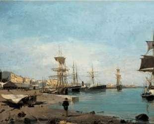 Admiring the ships — Константинос Воланакис