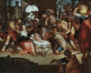 Adoration by the Shepherds — Йоахим Эйтевал