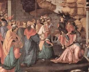 Поклонение Волхвов — Сандро Ботичелли